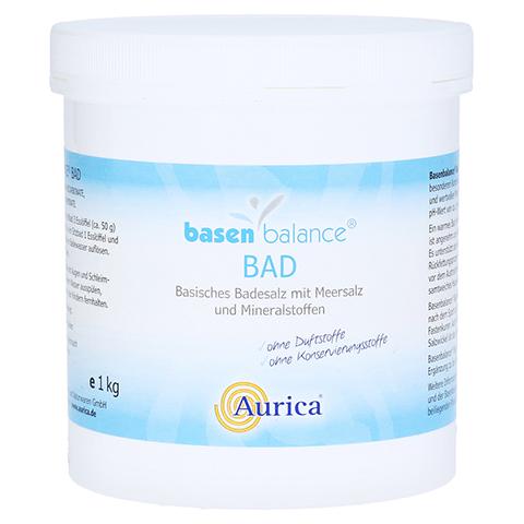 Basenbalance Badesalz 1 Kilogramm