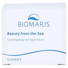 BIOMARIS Beauty from the Sea Creme Tag & Nacht 50 Milliliter - Vorderseite