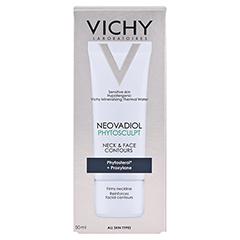 Vichy Neovadiol Phytosculpt für Hals, Dekolleté & Gesichtskonturen 50 Milliliter - Rückseite