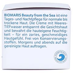 BIOMARIS Beauty from the Sea Creme Tag & Nacht 50 Milliliter - Rechte Seite