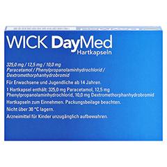 WICK DayMed 20 Stück - Rückseite