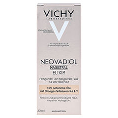 Vichy Neovadiol Magistral Elixier Pflege-Öl + gratis Neovadiol Nacht 15 ml 30 Milliliter - Vorderseite