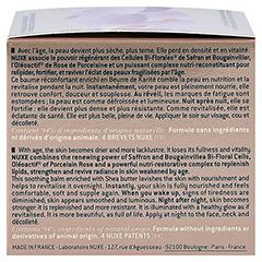 NUXE Nuxuriance Gold Kräftigender Balsam für die Nacht 50 Milliliter - Linke Seite