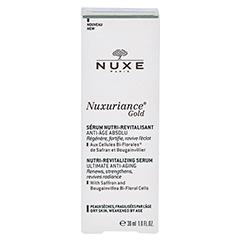 NUXE Nuxuriance Gold Revitalisierendes Serum 30 Milliliter - Rückseite
