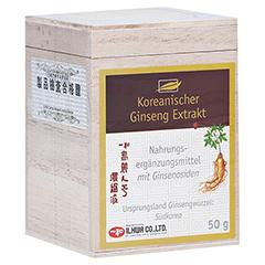 KOREANISCHER Ginseng Extrakt 50 Gramm