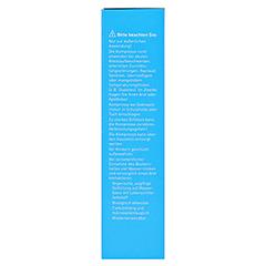 Kalt-warm Kompresse 12x29 cm mit Fixierbandage 1 Stück - Linke Seite