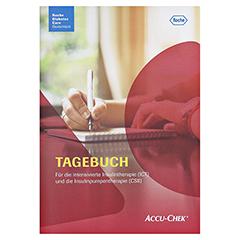 DIABETIKER TAGEBUCH ICT 1 Stück
