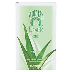 Aloe Vera 98% Bio Kanaren Gel 500 Milliliter - Vorderseite