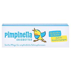 Pimpinella Anisbutter Creme 8 Milliliter - Vorderseite