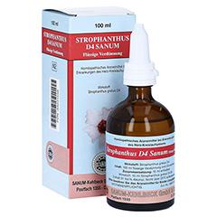 STROPHANTHUS D 4 Sanum Tropfen 100 Milliliter N2