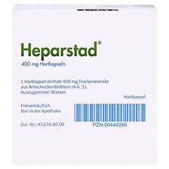 Heparstad 400mg 100 Stück N3 - Unterseite