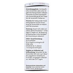 CERES Angelica archangelica Urtinktur 20 Milliliter N1 - Rechte Seite