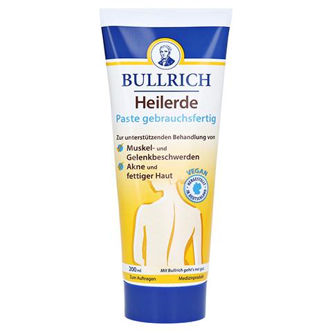 Bullrichs Heilerde Paste ohne Schachtel 200 Milliliter