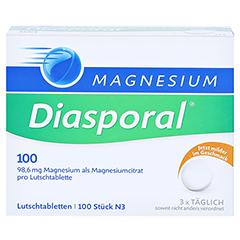 Magnesium-Diasporal 100 100 Stück N3 - Vorderseite