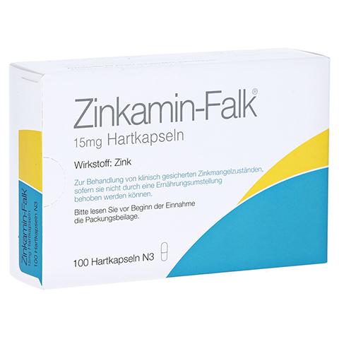 Zinkamin-Falk 15mg 100 Stück N3