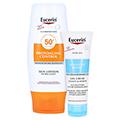 EUCERIN Sun Lotion PhotoAging Control LSF 50+ + gratis Eucerin After Sun 50 ml 150 Milliliter