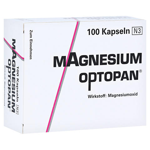 Magnesium-Optopan 100 Stück N3