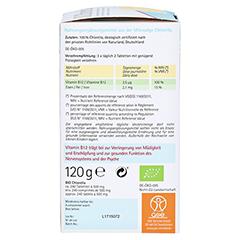 CHLORELLA 500 mg Bio Naturland Tabletten 240 Stück - Linke Seite
