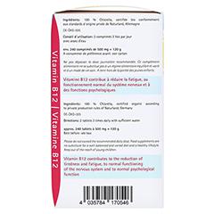 CHLORELLA 500 mg Bio Naturland Tabletten 240 Stück - Rechte Seite