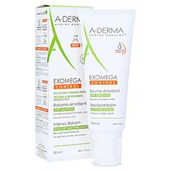 A-DERMA EXOMEGA CONTROL Intensiv Balsam + gratis A-DERMA EXOMEGA CONTROL Intensiv Körpermilch 200 ml 200 Milliliter