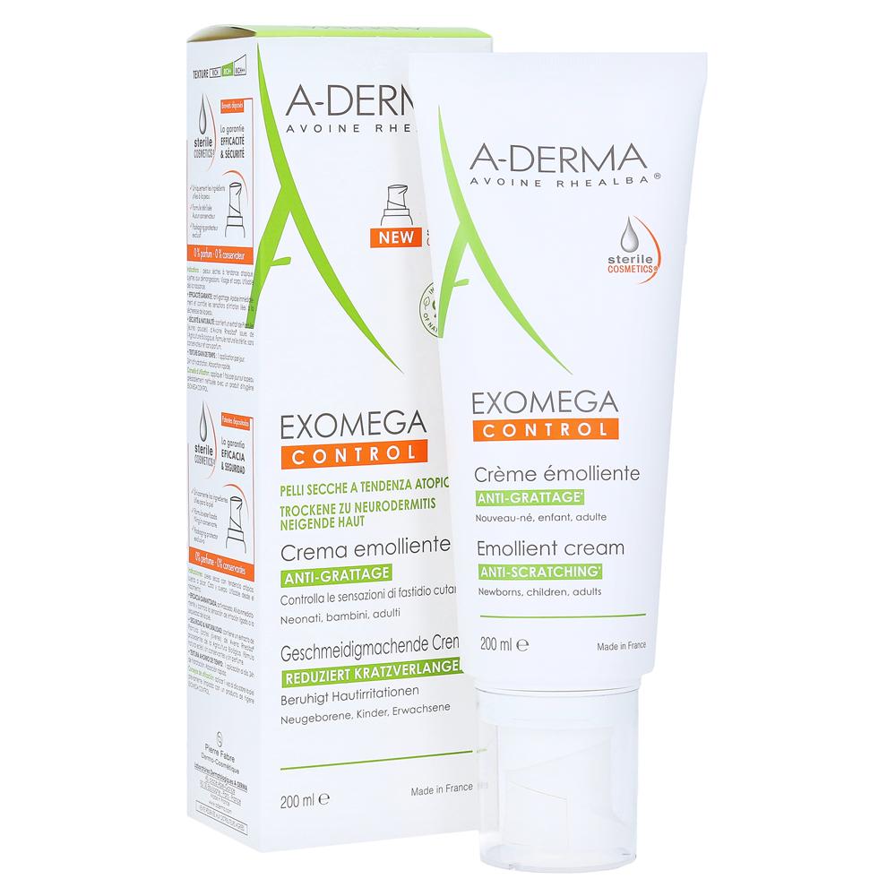 a-drema-exomega-control-geschmeidigmachende-creme-200-milliliter