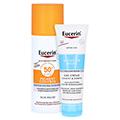 Eucerin Sun Fluid Pigment Control LSF 50 + gratis Eucerin After Sun 50 ml 50 Milliliter