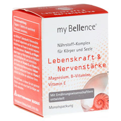 MY BELLENCE Lebenskraft&Nervenstärke Tabletten 30 Stück