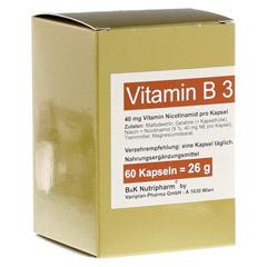 VITAMIN B3 Kapseln 60 Stück