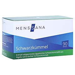 SCHWARZKÜMMEL MENSSANA Kapseln 90 Stück