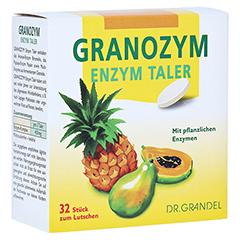 GRANOZYM Enzym Taler Grandel 32 Stück