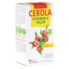 CEROLA Vitamin C Taler Grandel 16 Stück