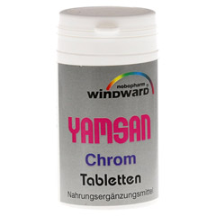 YAMSAN plus Chrom Tabletten 60 Stück