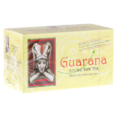 GUARANA RISING Sun Tea Btl. 20 Stück