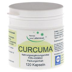 CURCUMA VEGI Kapseln 120 Stück
