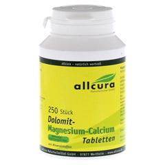 DOLOMIT Magnesium Calcium Tabletten 250 Stück
