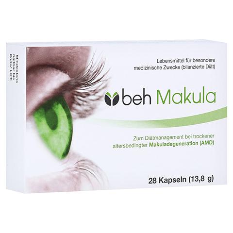 BEH Makula Kapseln 28 Stück
