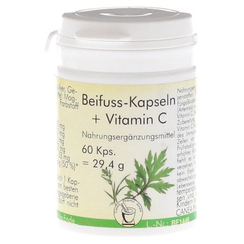 BEIFUSS Kapseln mit Vitamin C 60 Stück