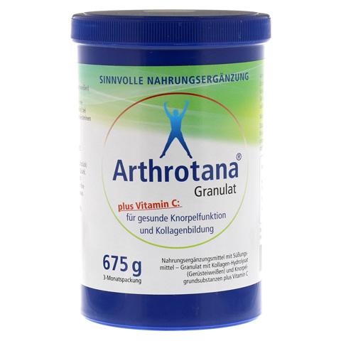 ARTHROTANA Granulat 675 Gramm