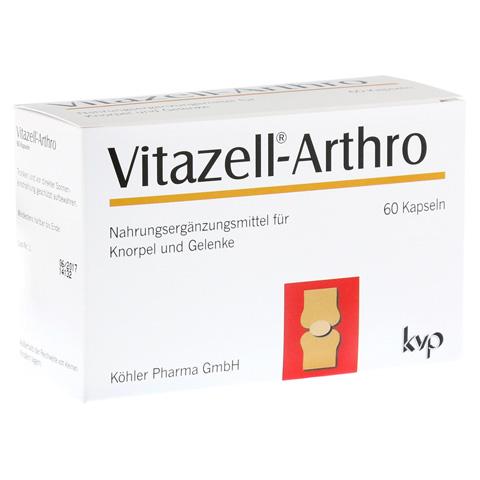 VITAZELL Arthro Kapseln 60 Stück
