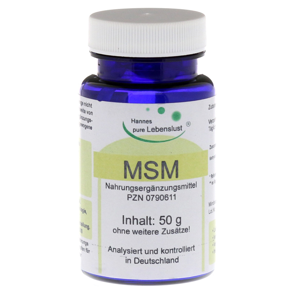 msm-pulver-50-gramm