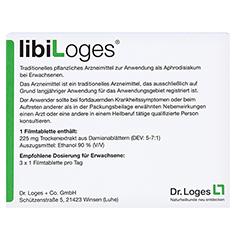LibiLoges 90 Stück - Rückseite