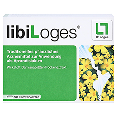 LibiLoges 90 Stück - Vorderseite