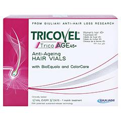 TRICOVEL Trico Age 45+ Ampullen 10x3.5 Milliliter - Vorderseite