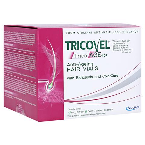 TRICOVEL Trico Age 45+ Ampullen 10x3.5 Milliliter