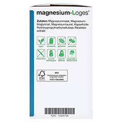 Magnesium-loges Kapseln 120 Stück - Linke Seite