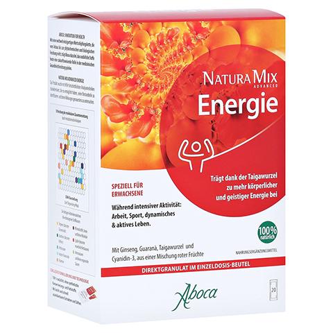 NATURA Mix Advanced Energie Granulat 20x2.5 Gramm