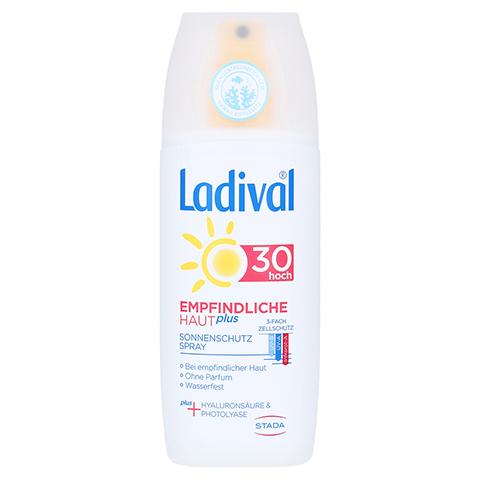 LADIVAL empfindliche Haut Plus LSF 30 Spray 150 Milliliter