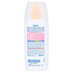 LADIVAL empfindliche Haut Plus LSF 30 Spray 150 Milliliter - Rückseite