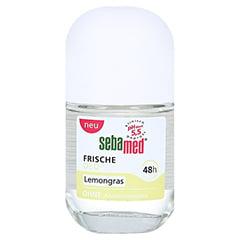 SEBAMED Frische Deo Lemongras Roll-on 50 Milliliter