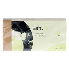 MISTEL TEE Filterbeutel 25 Stück - Vorderseite